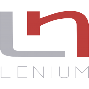 Logotipo Lenium
