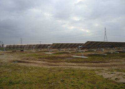 Solar plant in Thessaloniki