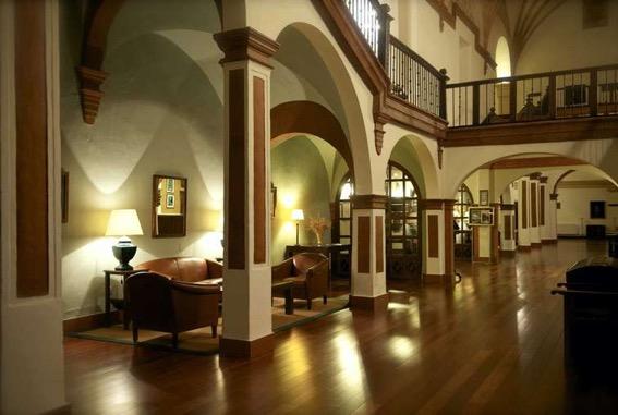 Hotel & Spa Monasterio De Piedra