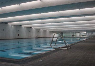 Barbate Indoor Municipal Pool