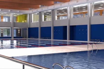 Moncada Indoor Pool and Sports Center